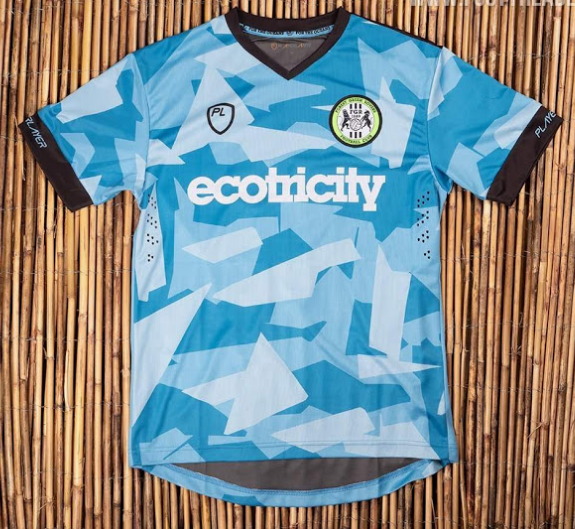 officielle maillot Forest Green Rovers 2019-2020 troisième