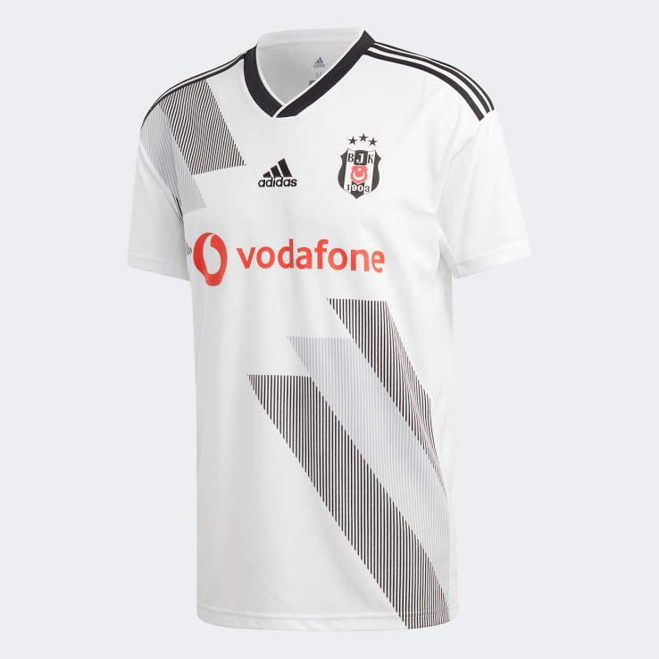 officielle maillot besiktas 2019-2020 domicile
