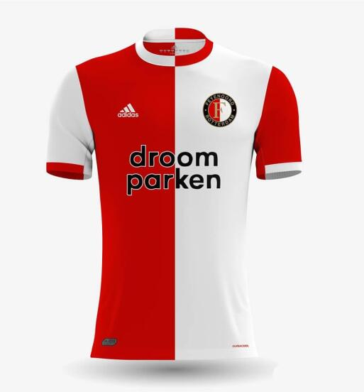 officielle maillot feyenoord 2019-2020 domicile