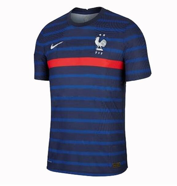 officielle maillot france 2020-21 domicile