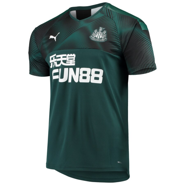 officielle maillot newcastle united 2019-2020 exterieur