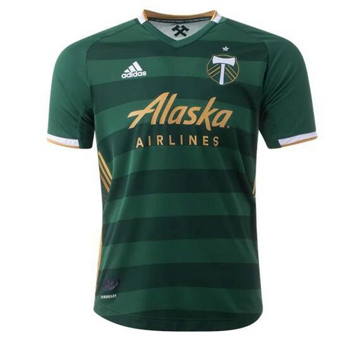 officielle maillot portland timbers 2020-2021 domicile