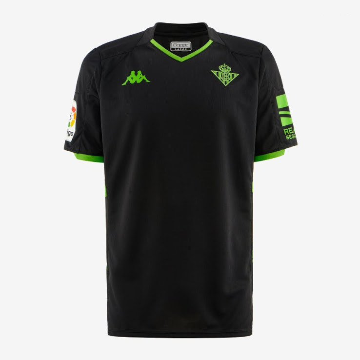 officielle maillot real betis 2019-2020 exterieur
