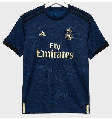 officielle maillot real madrid 2019-2020 exterieur