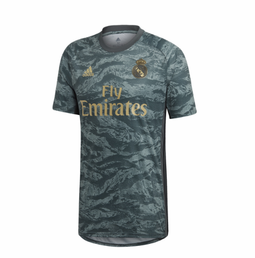 officielle maillot real madrid 2019-2020 gardien