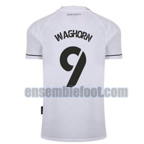 maillots derby county 2020-2021 domicile waghorn 9