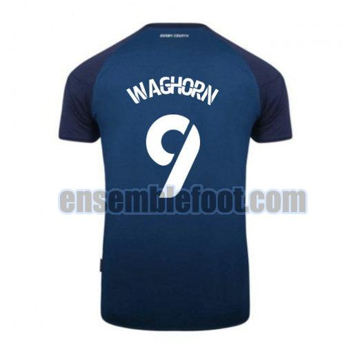maillots derby county 2020-2021 exterieur waghorn 9