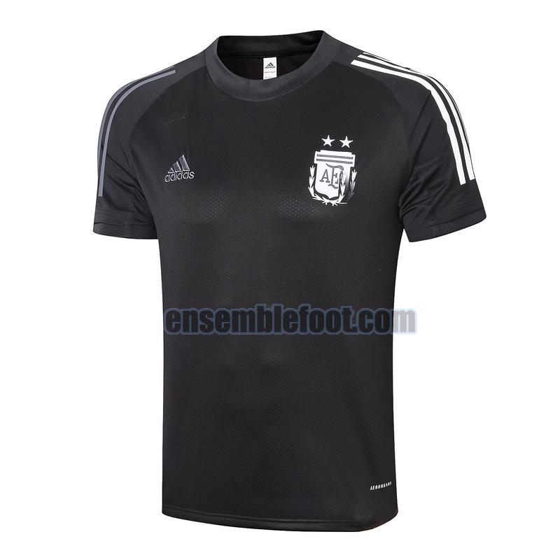 maillots formation argentine 2020-2021 noir