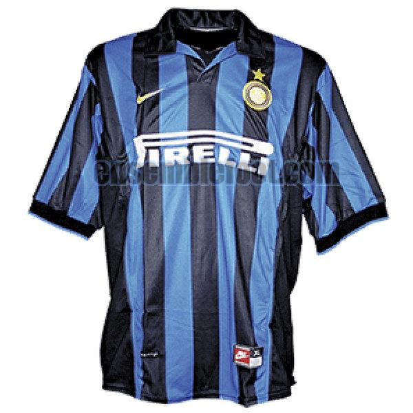 maillots inter milan 1998-1999 domicile