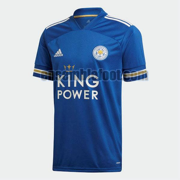 maillots leicester city 2020-2021 officielle domicile
