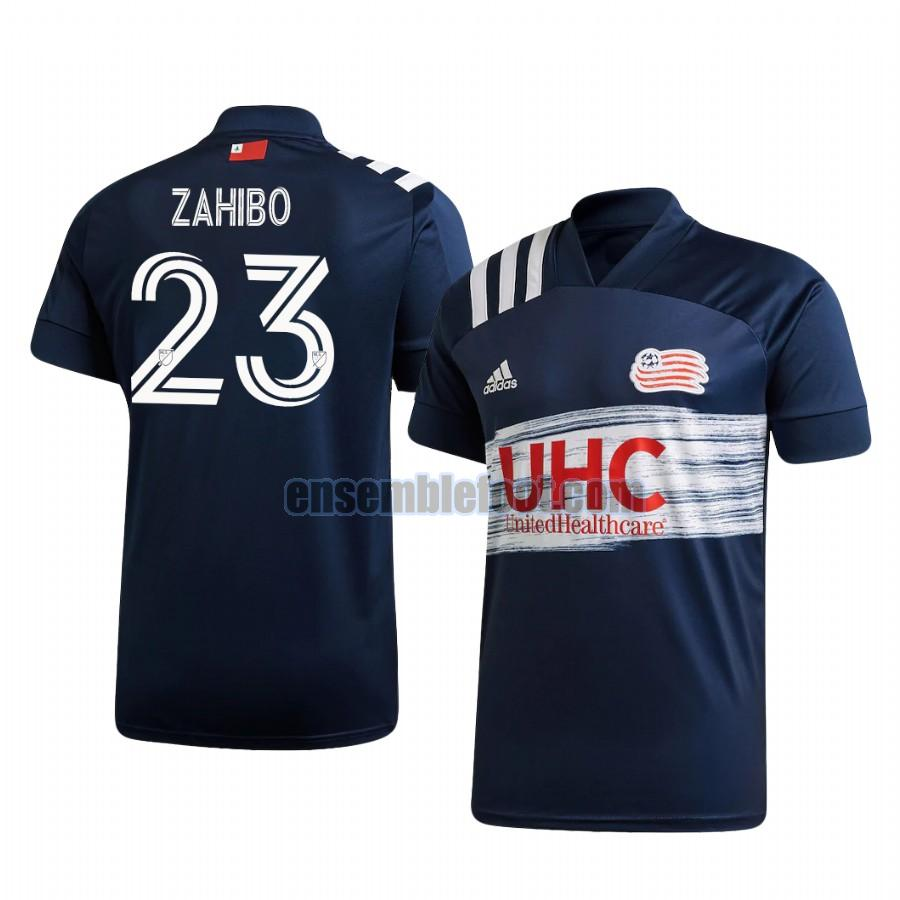 maillots new england revolution 2020-2021 domicile wilfried zahibo 23