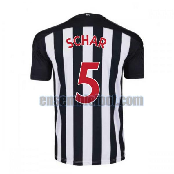 maillots newcastle united 2020-2021 domicile schar 5
