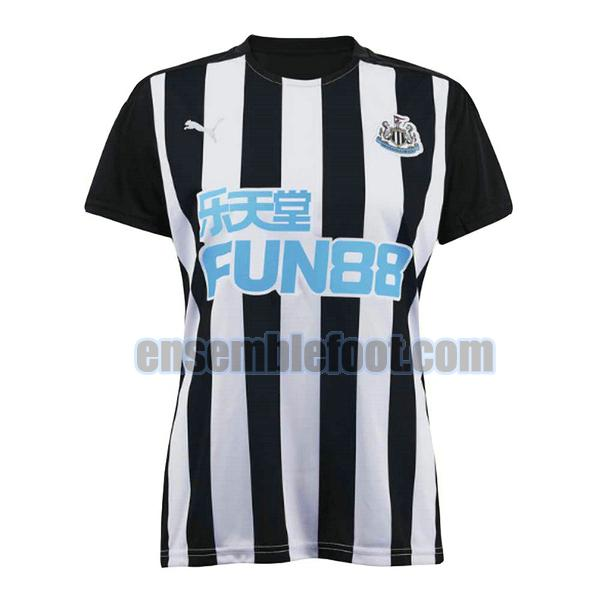 maillots newcastle united 2020-2021 femmes domicile