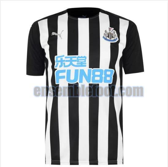 maillots newcastle united 2020-2021 officielle domicile