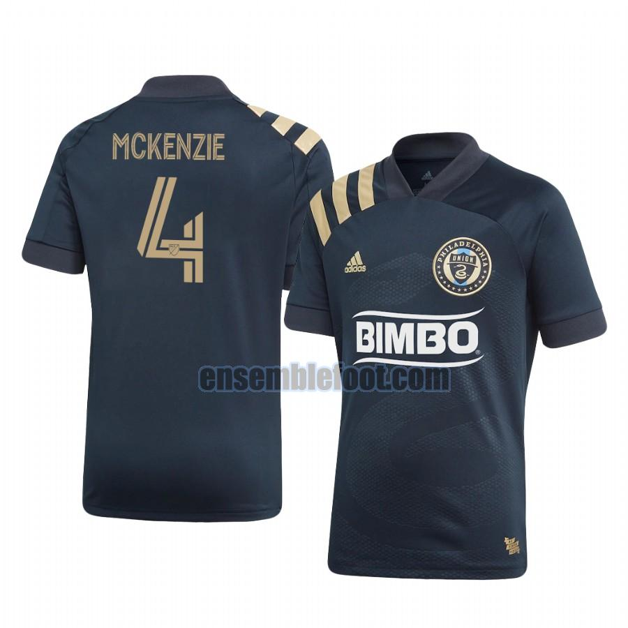 maillots philadelphia union 2020-2021 domicile mark mckenzie 4