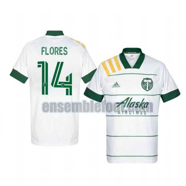 maillots portland timbers 2020-2021 exterieur andres flores 14