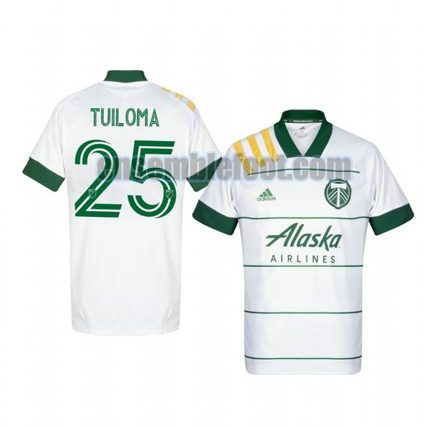 maillots portland timbers 2020-2021 exterieur bill tuiloma 25