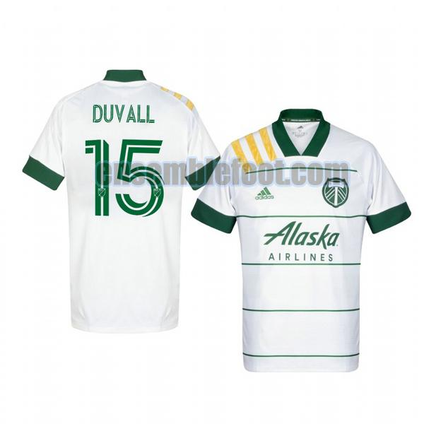 maillots portland timbers 2020-2021 exterieur chris duvall 15