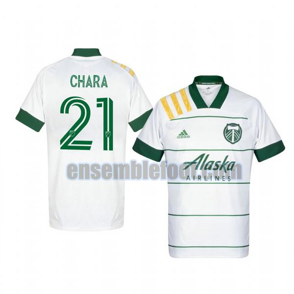 maillots portland timbers 2020-2021 exterieur diego chara 21
