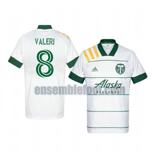 maillots portland timbers 2020-2021 exterieur diego valeri 8