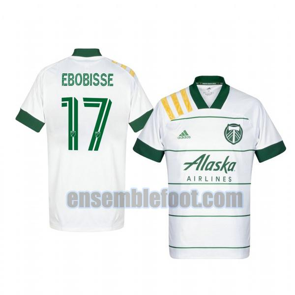 maillots portland timbers 2020-2021 exterieur jeremy ebobisse 17