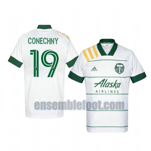maillots portland timbers 2020-2021 exterieur tomas conechny 19