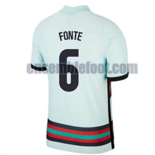 maillots portugal 2020-2021 exterieur fonte 6