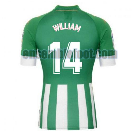 maillots real betis 2020-2021 domicile william 14