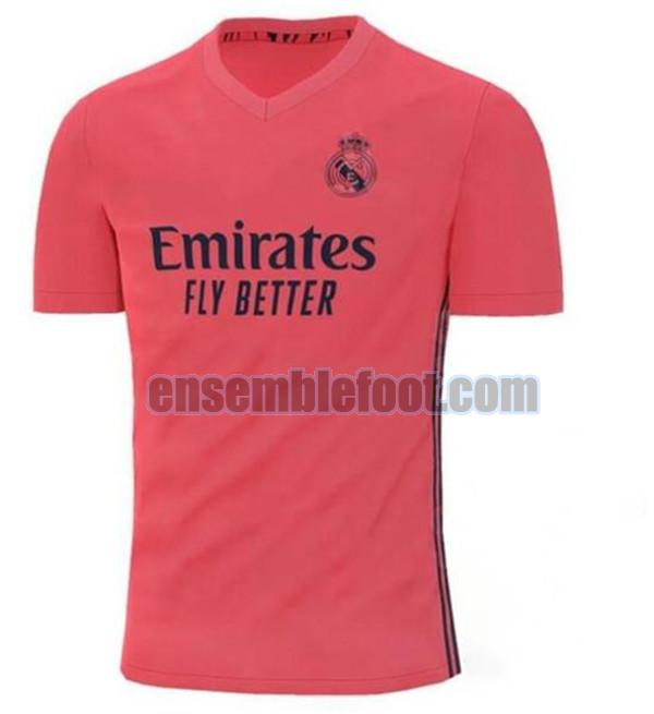 maillots real madrid 2020-2021 officielle exterieur