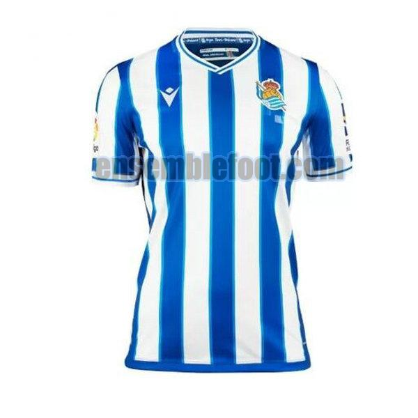 maillots real sociedad 2020-2021 ensemble domicile
