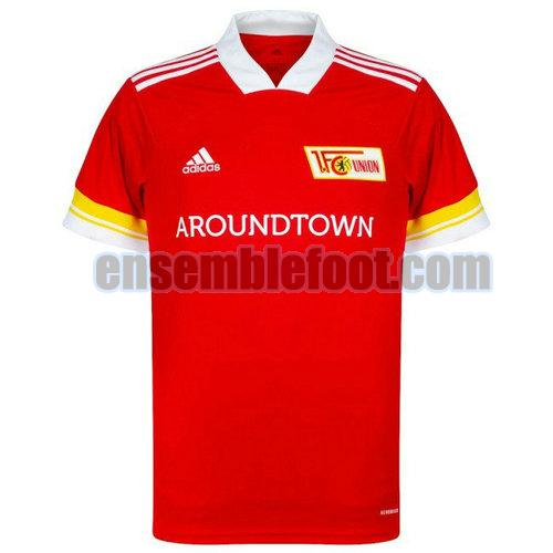 maillots union berlin 2020-2021 domicile