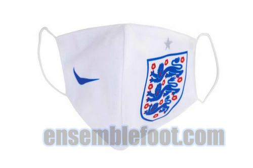 masques angleterre 2020-2021 blanc