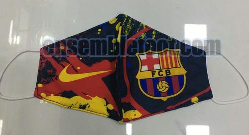 masques barcelone 2020-2021 couleur a