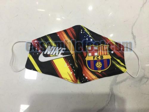 masques barcelone 2020-2021 couleur b