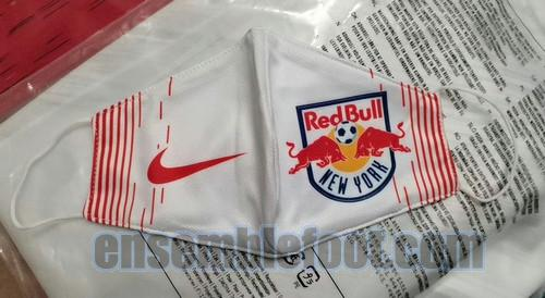 masques new york red bulls 2020-2021 rouge blanc