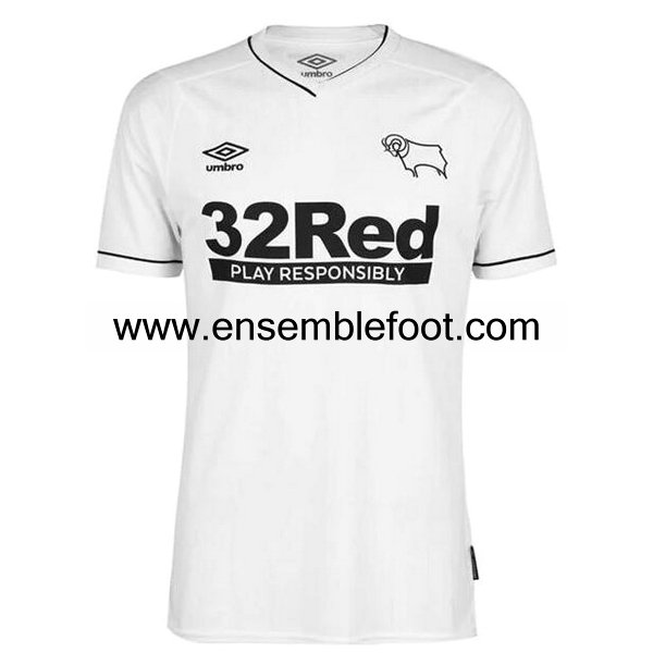officielle maillot Derby County 2020-2021 domicile