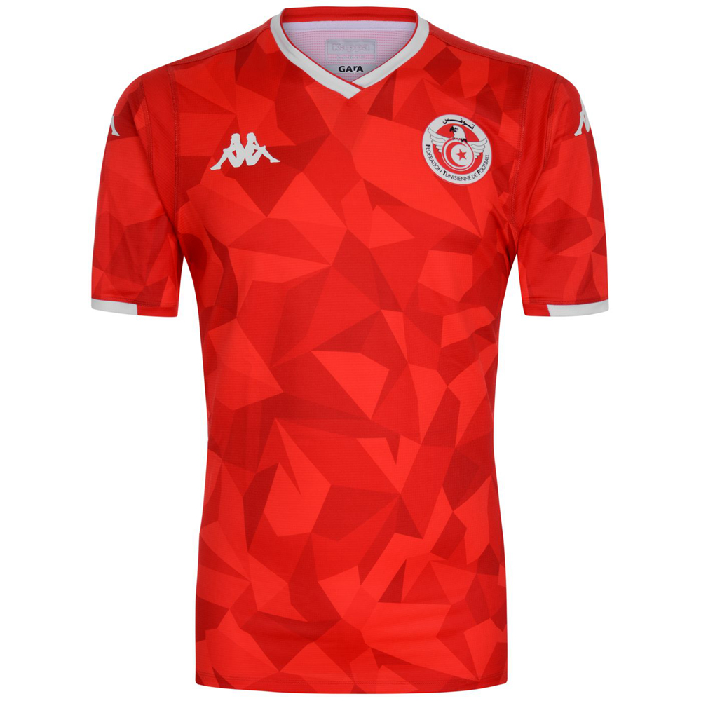 officielle maillot de foot tunisie 2019-2020 exterieur