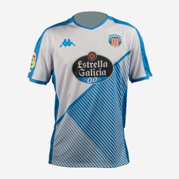 officielle maillot CD Lugo 2019-2020 exterieur