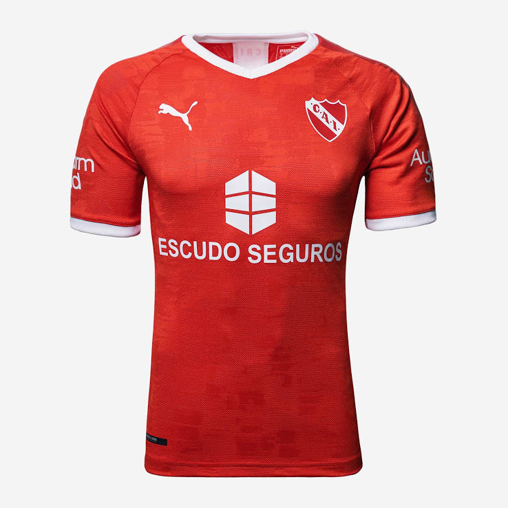 officielle maillot independiente 2019-2020 domicile