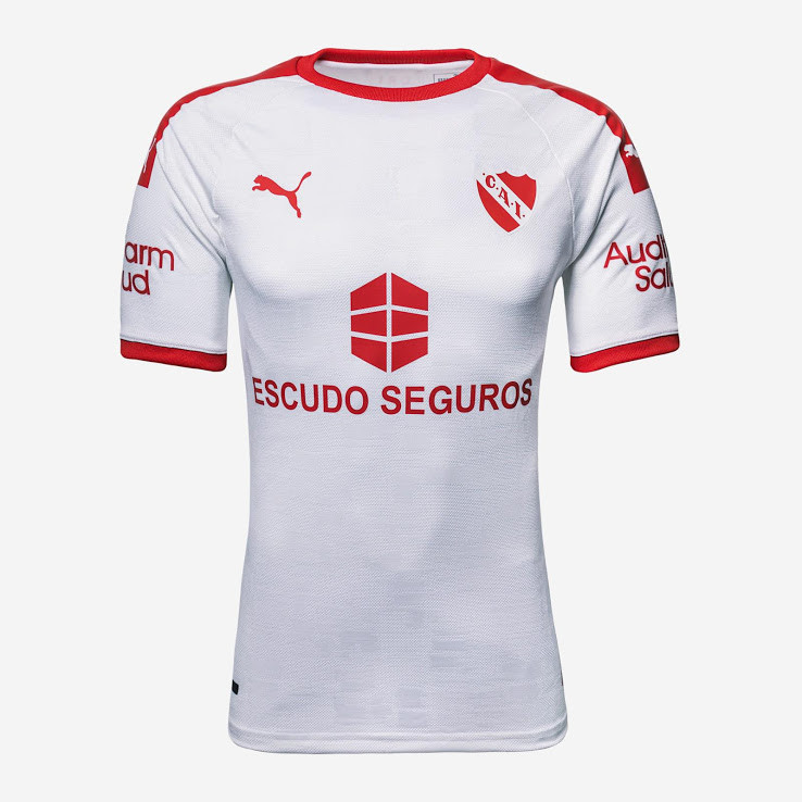 officielle maillot independiente 2019-2020 exterieur