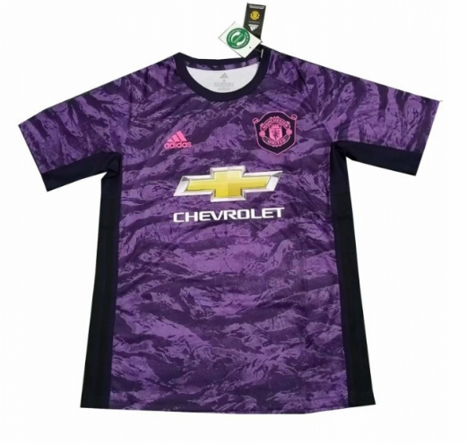 officielle maillot manchester united 2019-2020 gardien