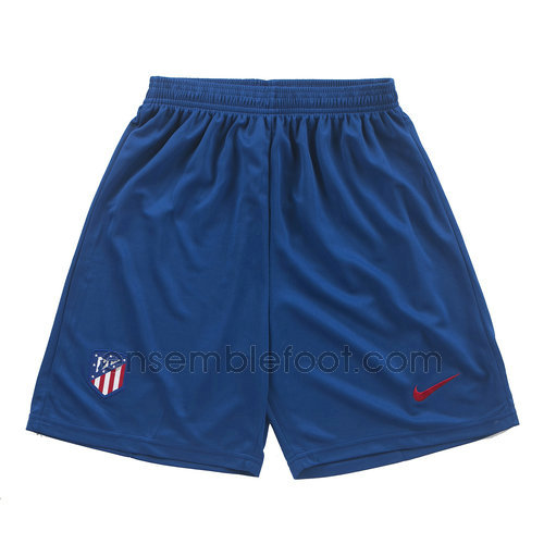 shorts atletico madrid homme 2018-2019 domicile