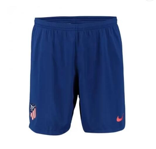 shorts atletico madrid homme 2019-2020 domicile