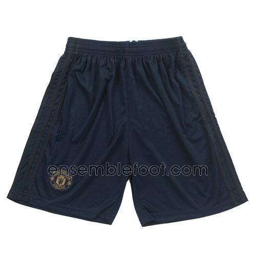 shorts manchester united homme 2018-2019 troisieme