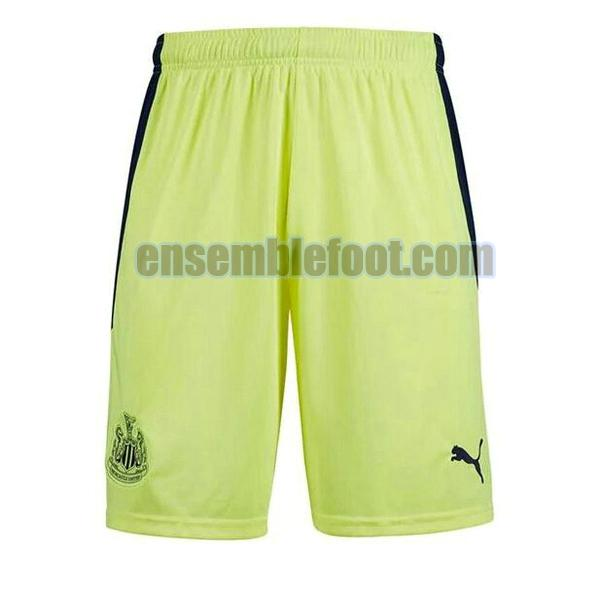 shorts newcastle united 2020-2021 exterieur